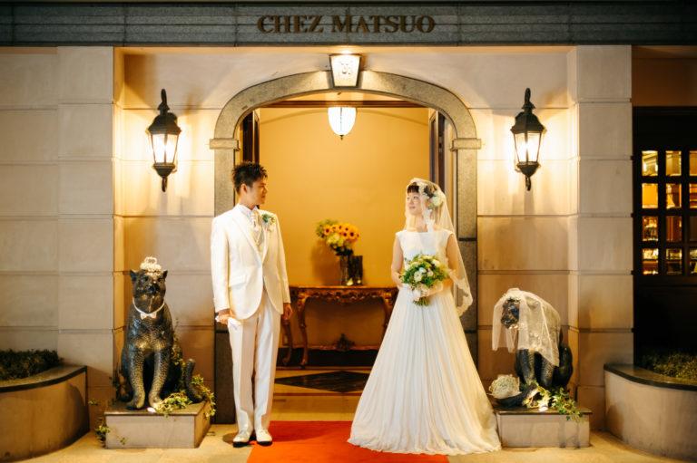 持ち込み カメラマン 結婚式場 ウェディングフォト 2shot