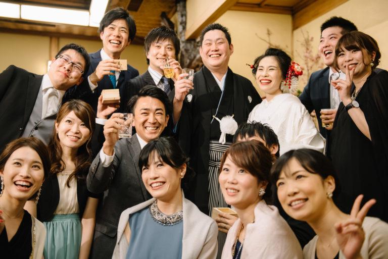 結婚式 写真 記念写真