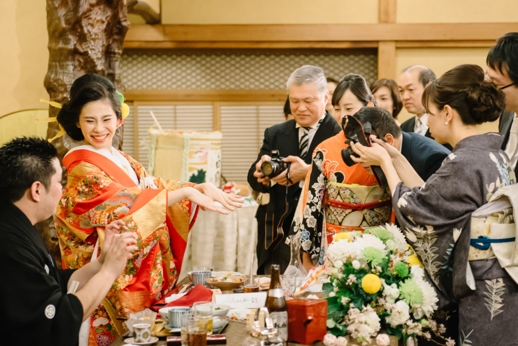 結婚式のプラン、カメラマンの選び方 披露宴歓談
