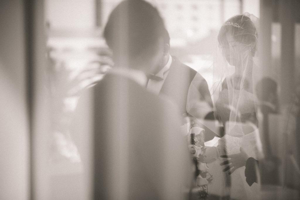 シェラトングランデ東京ベイ 結婚式 挙式前