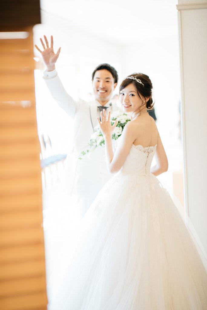 結婚式 カメラマン選び 中座