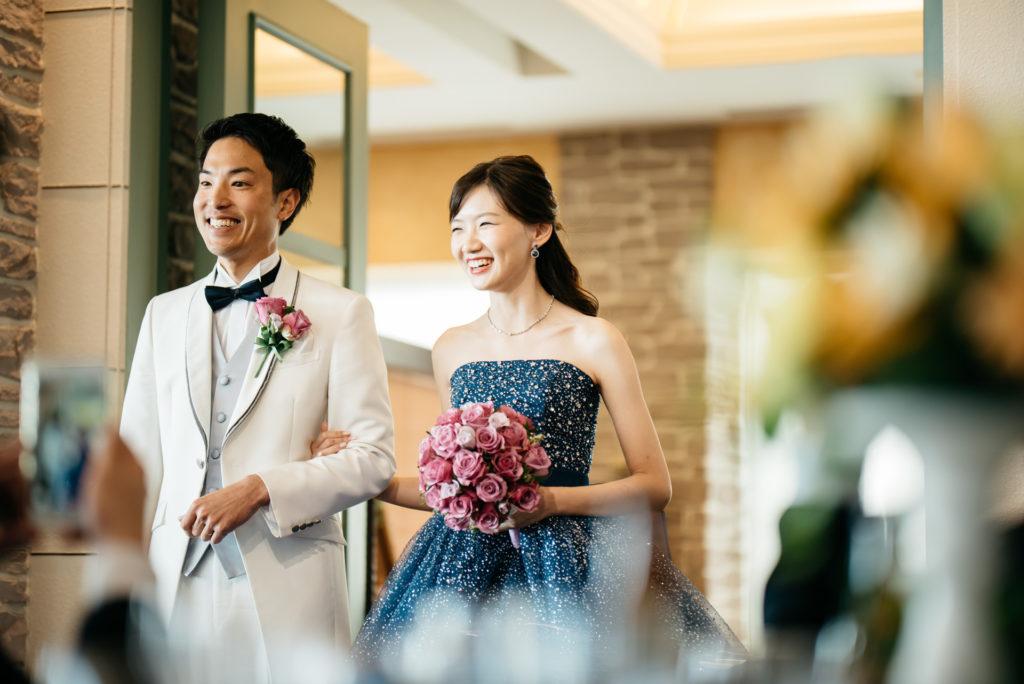 結婚式 カラードレス カメラマン持ち込み