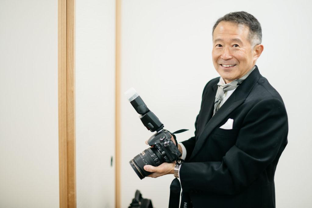 赤坂氷川神社 結婚式 父