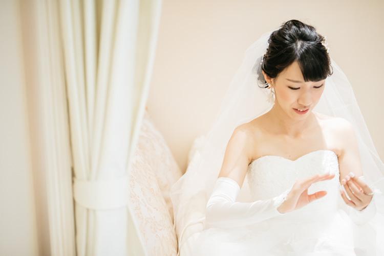 青山エリュシオンハウス 結婚式の外注持ち込みカメラマン 新婦