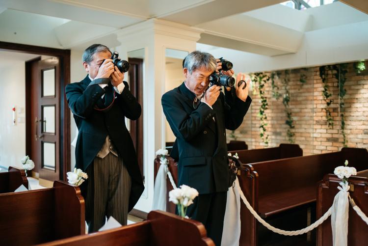 青山エリュシオンハウス 結婚式の外注持ち込みカメラマン 親族カメラマン
