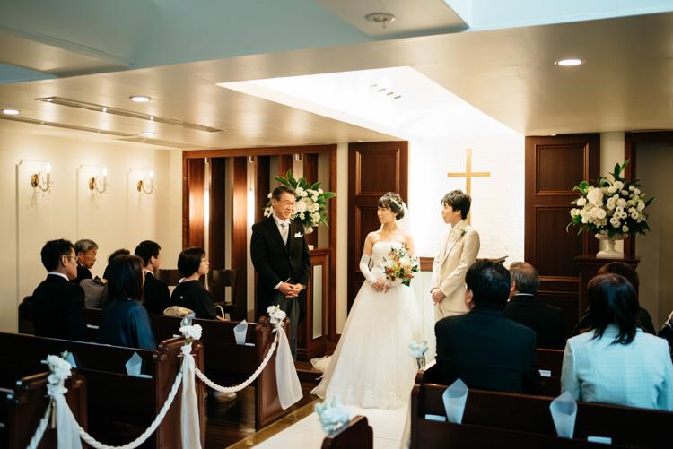 青山エリュシオンハウス 結婚式の外注持ち込みカメラマン 親族紹介