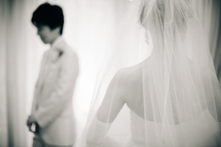 青山エリュシオンハウス 結婚式の外注持ち込みカメラマン 挙式の直前