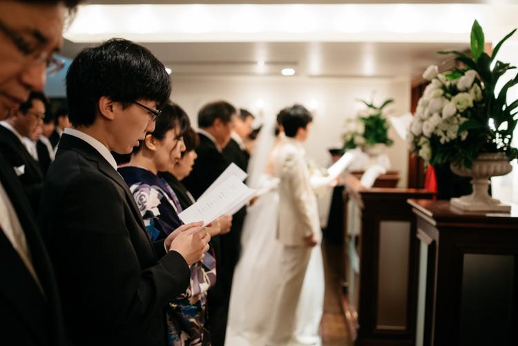 青山エリュシオンハウス 結婚式の外注持ち込みカメラマン 兄弟