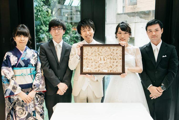 青山エリュシオンハウス 結婚式の外注持ち込みカメラマン 記念写真
