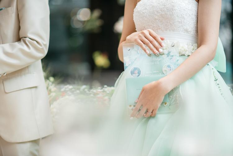 青山エリュシオンハウス 結婚式の外注持ち込みカメラマン 記念品