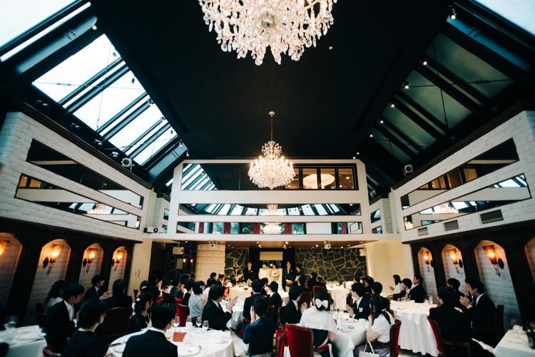 青山エリュシオンハウス 結婚式の外注持ち込みカメラマン フィナーレ