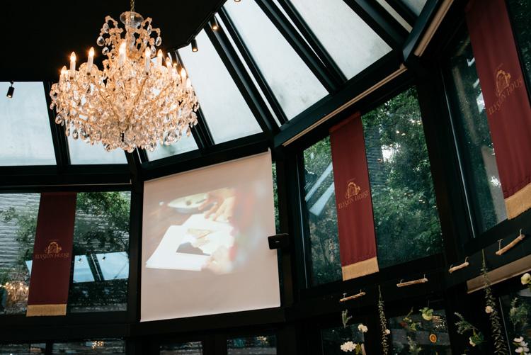 青山エリュシオンハウス 結婚式の外注持ち込みカメラマン エンドロール