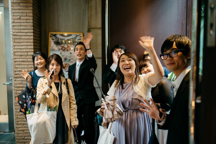 青山エリュシオンハウス 結婚式の外注持ち込みカメラマン バイバイ