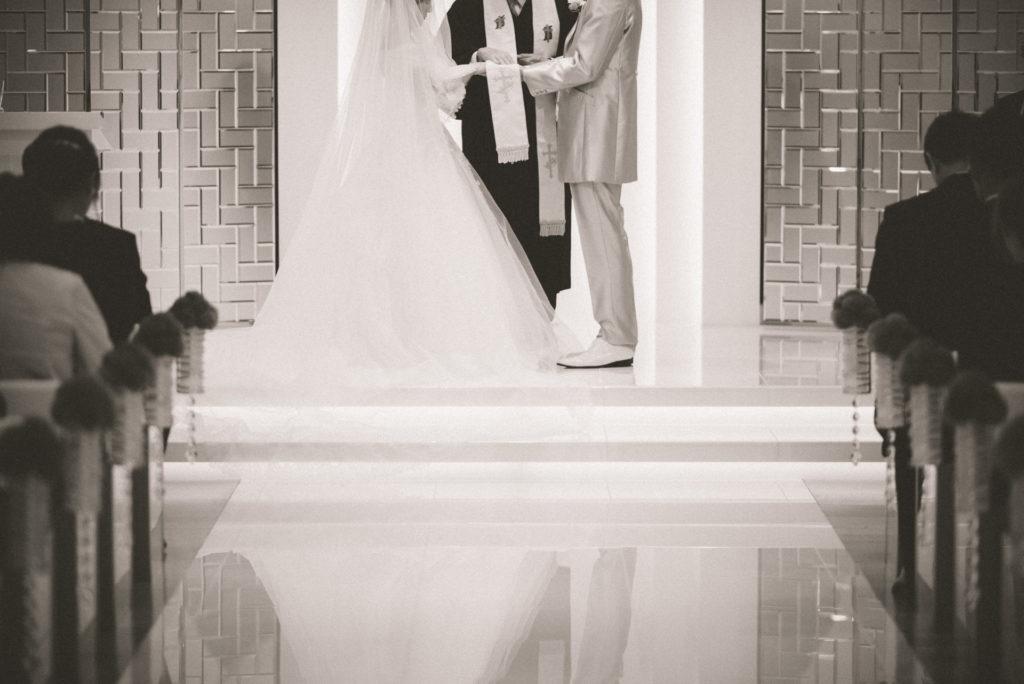 ハイアットリージェンシー東京 結婚式 当日の写真
