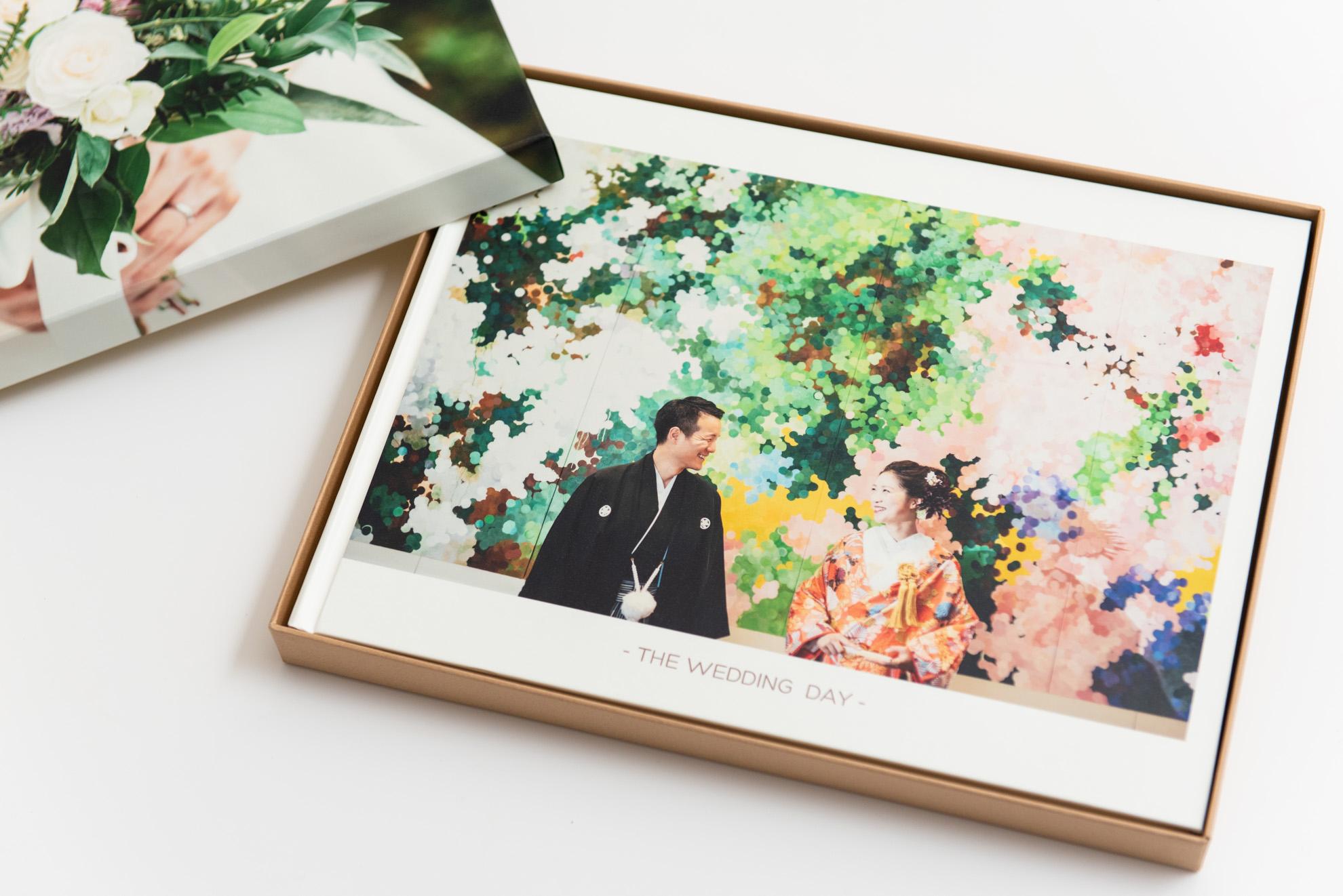 【結婚式のカメラマン】後悔しないための探し方と選び方 アルバム