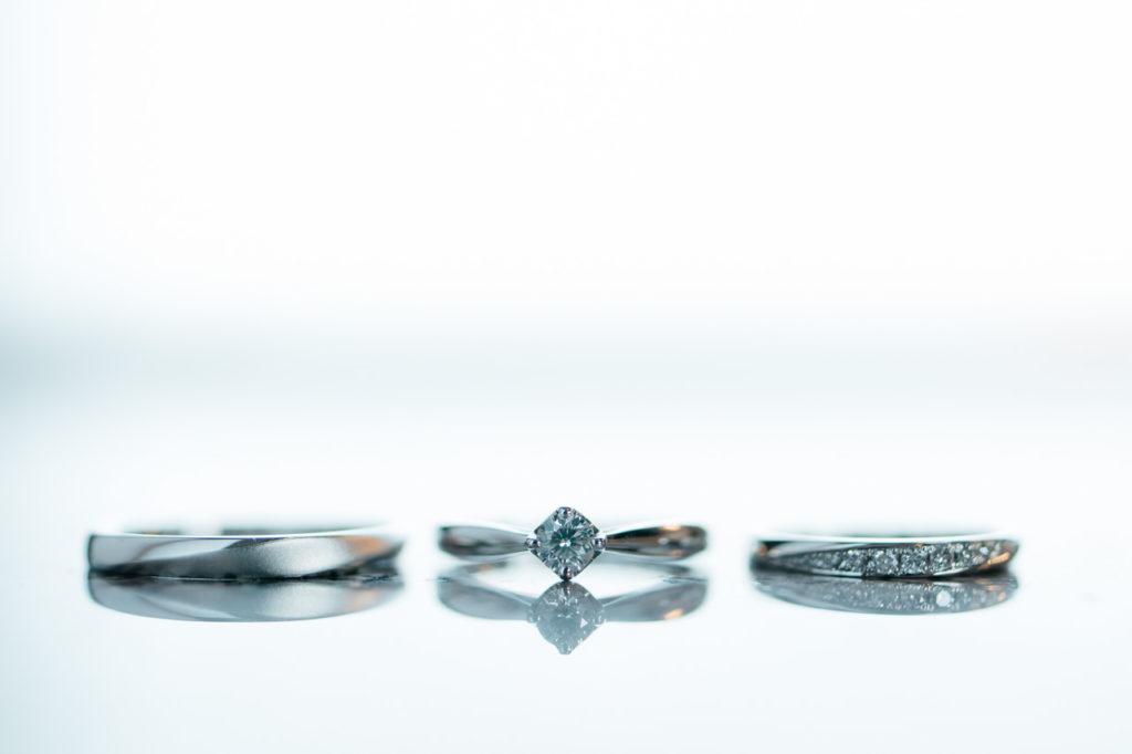セルリアンタワー 渋谷 結婚式 持ち込みカメラマン 指輪