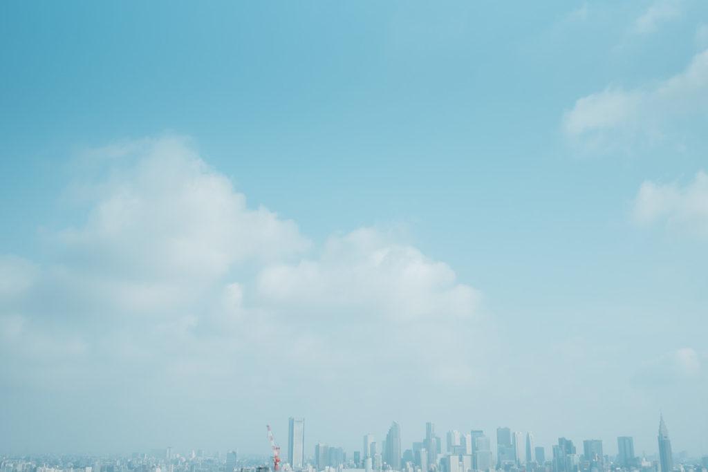 セルリアンタワー 渋谷 結婚式 持ち込みカメラマン 景色