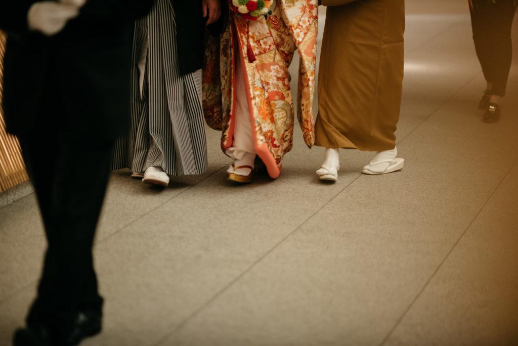セルリアンタワー 渋谷 結婚式 持ち込みカメラマン 式前