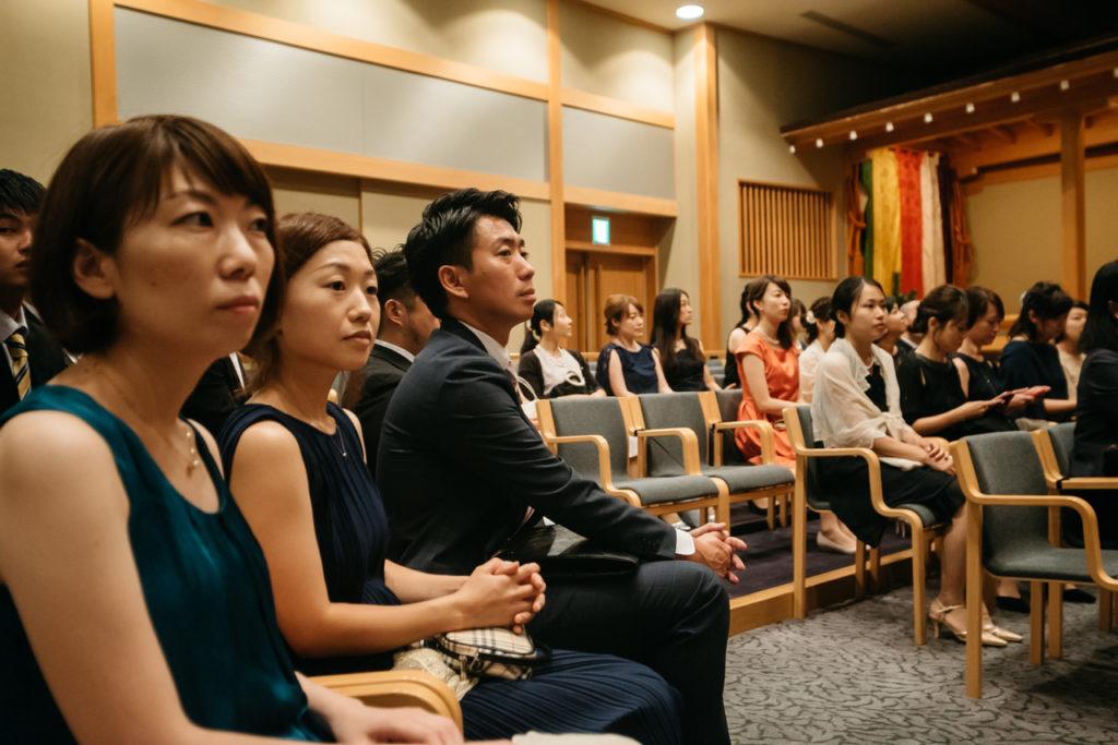 セルリアンタワー 渋谷 結婚式 持ち込みカメラマン 友人