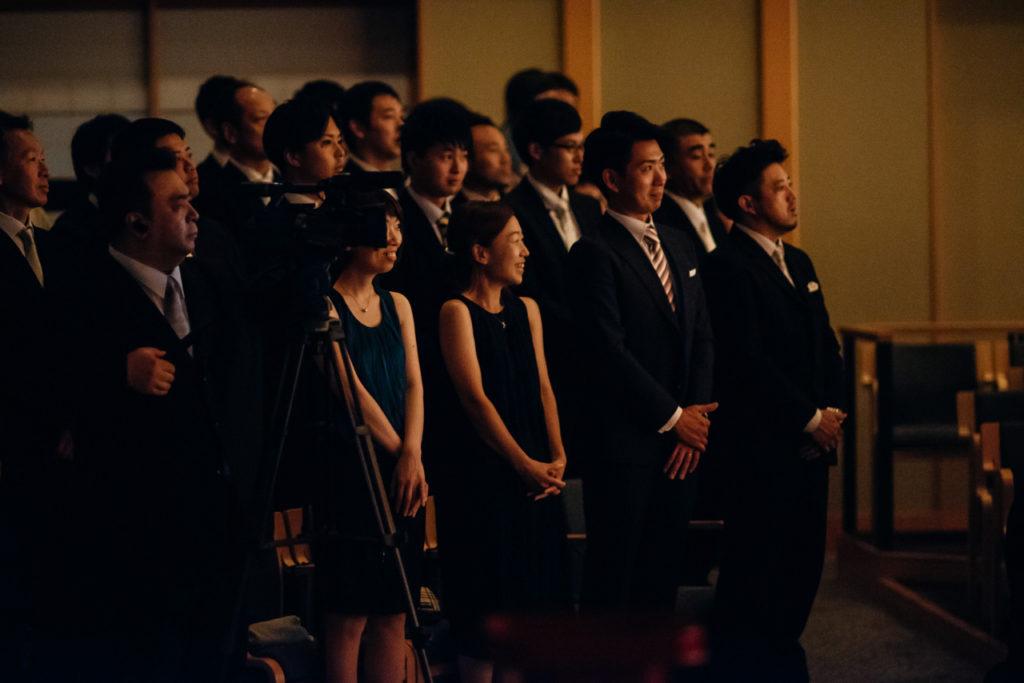 セルリアンタワー 渋谷 結婚式 持ち込みカメラマン ゲスト