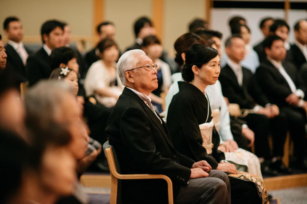 セルリアンタワー 渋谷 結婚式 持ち込みカメラマン 父