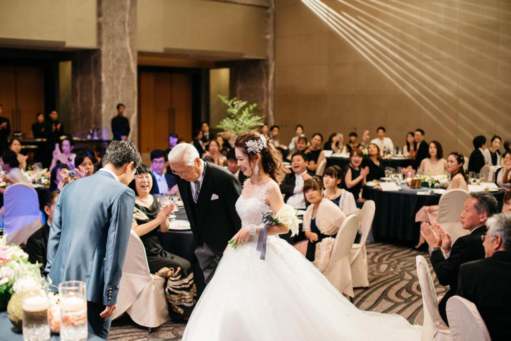 セルリアンタワー 渋谷 結婚式 持ち込みカメラマン うけわたし