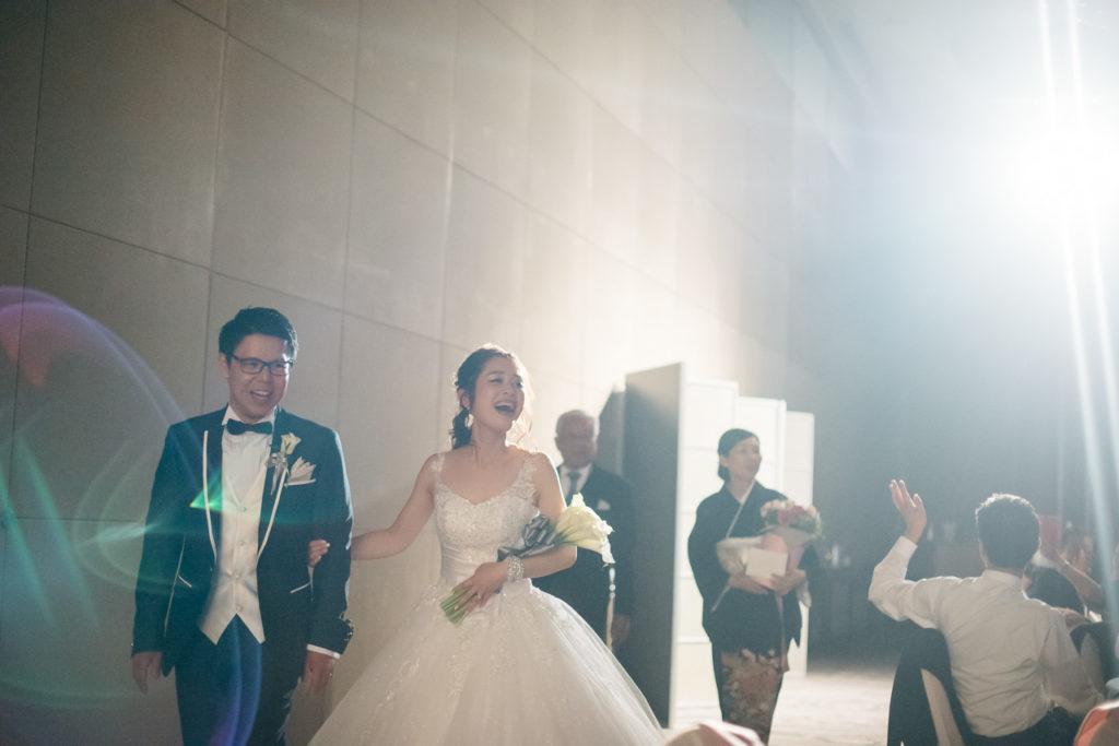 セルリアンタワー 渋谷 結婚式 持ち込みカメラマン