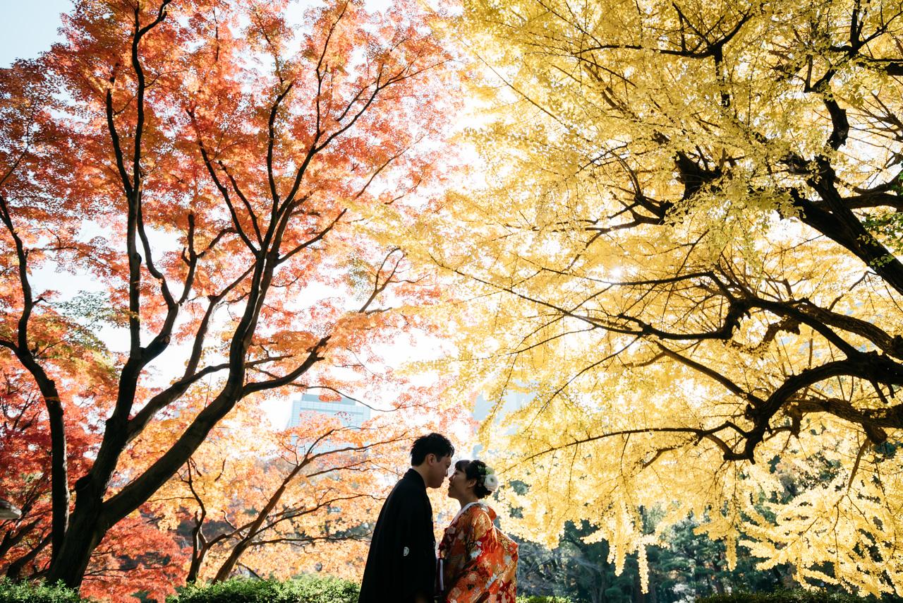 結婚式の前撮り時期と、準備はいつから始めるのが良いの?【カメラマンおすすめ】