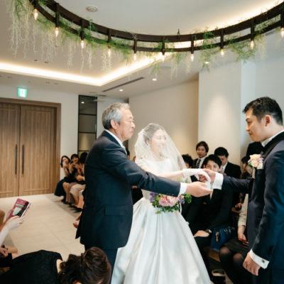 ラシックアンジュールでの結婚式【カメラマンが書くウェディングレポート】