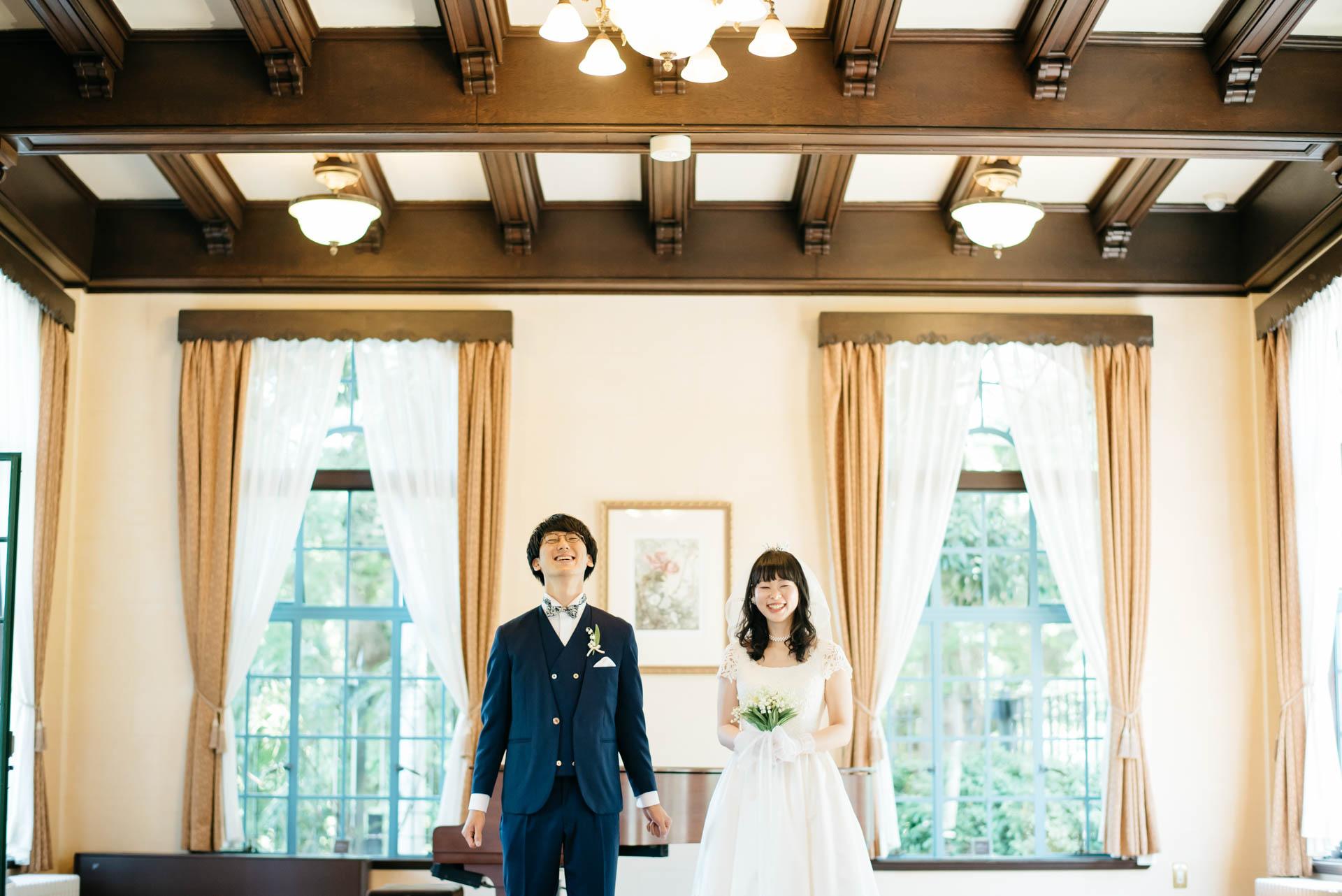写真だけの結婚式 フォトウェディング東京 Fika and Fotos