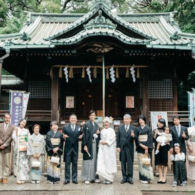 代々木八幡宮での結婚式【カメラマンが書くウェディングフォトレポート】