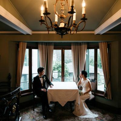 マダムトキでの結婚式(披露宴)【カメラマンが書くウェディングフォトレポート】