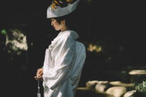 色打掛、白無垢、和装のフォトギャラリー、Fika and Fotos